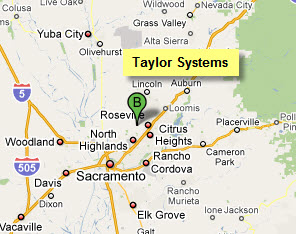 Taylor Systems Location